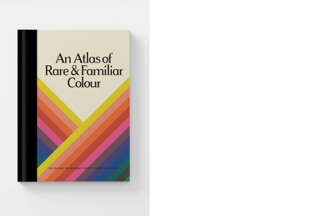 An Atlas of Rare & Familiar Colour | Anagram Books